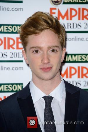Luke Newberry - Jameson Empire Film Awards held at Grosvenor House - Arrivals - London, United Kingdom - Sunday 24th...