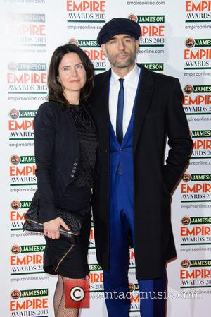 Mark Strong - Jameson Empire Film Awards held at Grosvenor House - Arrivals - London, United Kingdom - Sunday 24th...