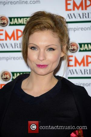 MyAnna Buring - Jameson Empire Film Awards held at Grosvenor House - Arrivals - London, United Kingdom - Sunday 24th...