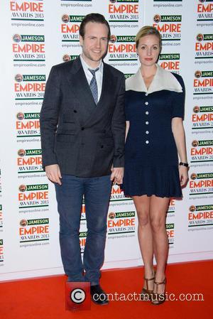 Rafe Spall and Elize du Toit - Jameson Empire Film Awards held at Grosvenor House - Arrivals - London, United...