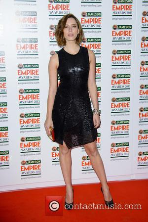 Rebecca Hall - Jameson Empire Film Awards held at Grosvenor House - Arrivals - London, United Kingdom - Sunday 24th...