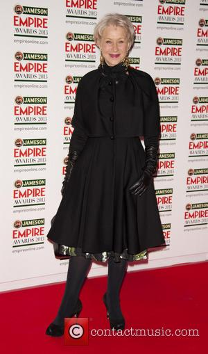 Helen Mirren - Jameson Empire Film Awards