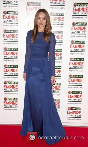 Laura Haddock - Jameson Empire Film Awards held at Grosvenor House - Arrivals - London, England, United Kingdom - Sunday...