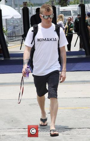 Kimi Raikkonen - Malaysian Formula One Grand Prix at the Sepang Circuit - Kuala Lumpur, Malaysia - Sunday 24th March...
