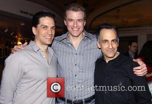 Will Swenson, Edward Watts and David Pittu