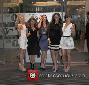 Mollie King, Vanessa White, Una Healy, Rochelle Humes and Frankie Sandford