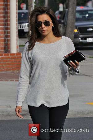 Eva Longoria - Eva Longoria seen shopping in Beverly Hills - Los Angeles, CA, United States - Monday 25th March...