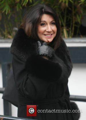Jane McDonald - Celebrities at the ITV studios - London, United Kingdom - Monday 25th March 2013