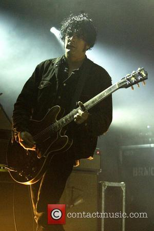 Black Rebel Motorcycle Club and Peter Hayes