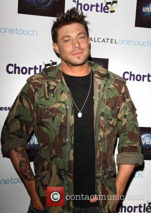 Duncan James - Chortle Comedy Awards 2013 at Cafe de Paris - London, United Kingdom - Monday 25th March 2013