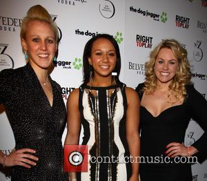 Alex Danson, Zoe Smith and Chemmy Alcott