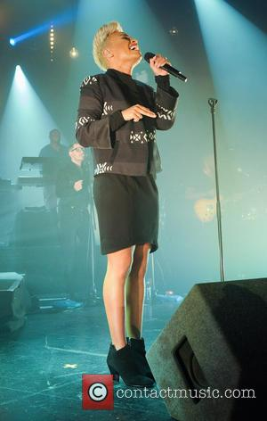 Emeli Sande - Emeli Sande performs live in concert at the O2 Academy on the first night of her UK...
