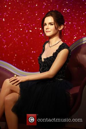 Emma Watson Wears Eli Saab In Madame Tussauds Waxwork (Pictures)
