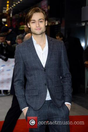 Douglas Booth - The Prince's Trust and Samsung Celebrate Success Awards at the Odeon Leicester Square - Arrivals - London,...