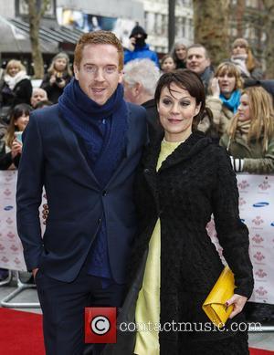 Damian Lewis and Helen Mcrory