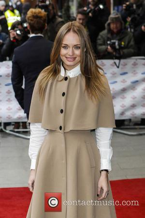 Laura Haddock - The Prince's Trust and Samsung Celebrate Success Awards at the Odeon Leicester Square - Arrivals - London,...