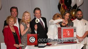 Jeanne Cooper, Melody Thomas Scott, Eric Braeden and Duff Goldman