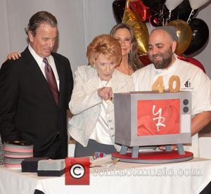 Jeanne Cooper and Cast