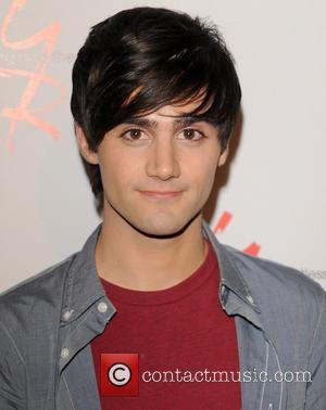 Max Ehrich - 40th anniversary of 'The Young & The Restless' held at the CBS Television City - Los Angeles,...