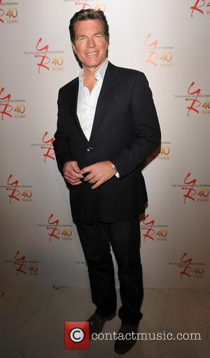 Peter Bergman - 40th anniversary of 'The Young & The Restless' held at the CBS Television City - Los Angeles,...