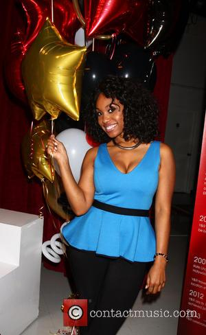 Angell Conwell - 40th anniversary of 'The Young & The Restless' held at the CBS Television City - Los Angeles,...