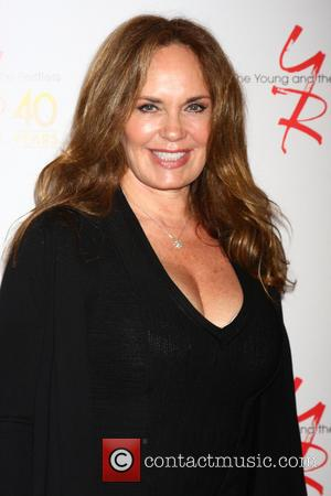 Catherine Bach - 40th anniversary of 'The Young & The Restless' held at the CBS Television City - Los Angeles,...