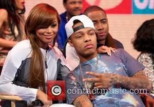 Bow Wow and Lauren London