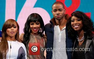 Lauren London, Wendy Raquel Robinson, Jay Ellis and Brandy Norwood