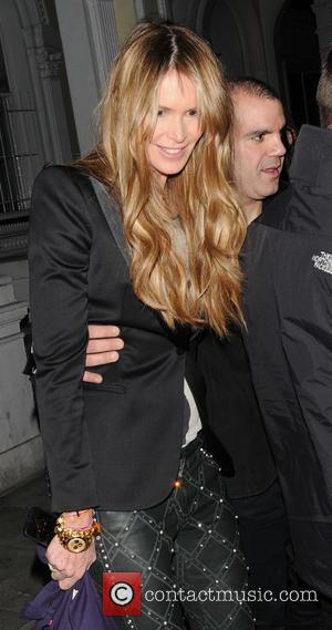 Elle Macpherson - Barry the Dog fundraiser held at No. 3 Cromwell Road - Departures - London, United Kingdom -...
