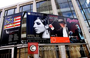 Poster art - Poster art promoting the upcoming Film Society of Lincoln Center 40th Chaplin Award Gala to Barbra Streisand...