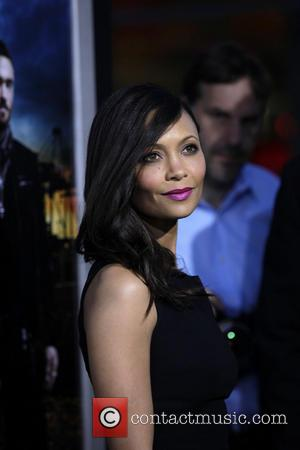 Thandie Newton - Los Angeles Premiere of 'Rogue' at Arclight cinemas - Los Angeles, California, United States - Tuesday 26th...