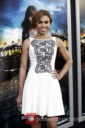 Toks Olagundoye - Los Angeles Premiere of 'Rogue' at Arclight cinemas - Los Angeles, California, United States - Tuesday 26th...
