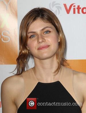Alexandra Daddario - Celebrities attends the book launch party for 'The Beauty Detox Foods' at Smashbox West Hollywood. - Hollywood,...