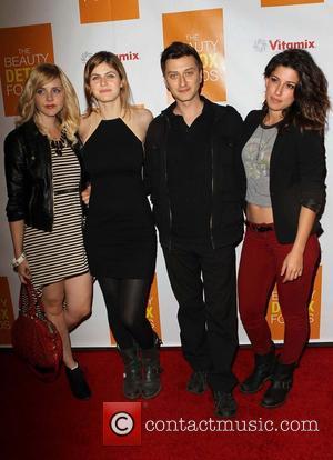 Alexandra Daddario, Tania Raymonde and Guests