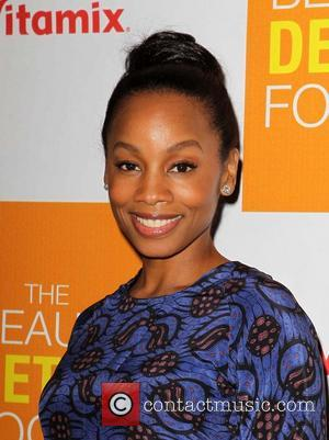 Anika Noni Rose - Celebrities attends the book launch party for 'The Beauty Detox Foods' at Smashbox West Hollywood. -...