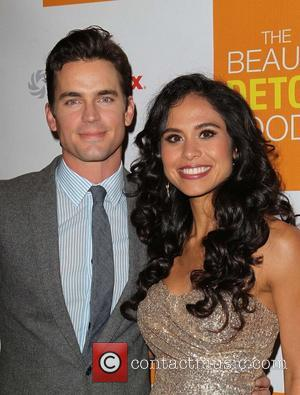 Matt Bomer and Kimberly Snyder