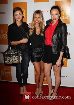 Phoebe Tonkin, Renee Bargh and Natalie Zea