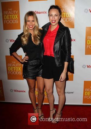 Renee Bargh and Natalie Zea