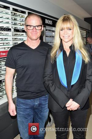 Heston Bluementhal and Jo Wood