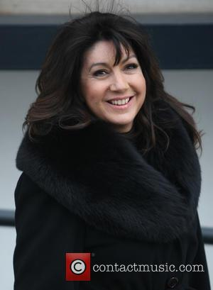 Jane Mcdonald - Celebrities at the ITV studios - London, United Kingdom - Wednesday 27th March 2013