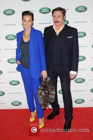 Yasmin Le Bon and Simon Lebon