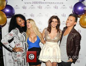 Big Brother, Charlene Hart, Lauren Foord (hrh), Tommy Gray (the Audience, Towie and Bbc3's Unzipped)