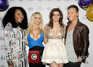 Shievonne Robinson (Big Brother 2012), Charlene Hart, Lauren Foord (HRH), Tommy Gray (The Audience, TOWIE and BBC3's Unzipped) - Her...