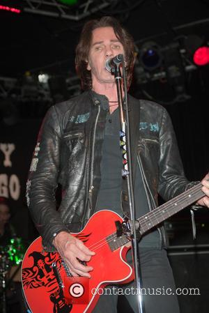 Rick Springfield - Musicians come together for the 'Rock Against MS' event, held at Whiskey A Go-Go in Hollywood -...