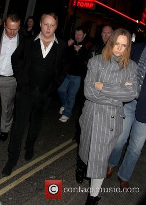 James Mccartney and Stella Mccartney