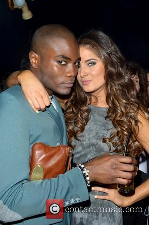 Anthony 'BB' Kaye and Binky Felstead - Made In Chelsea star Ollie Locke launch party for his new book 'Laid...