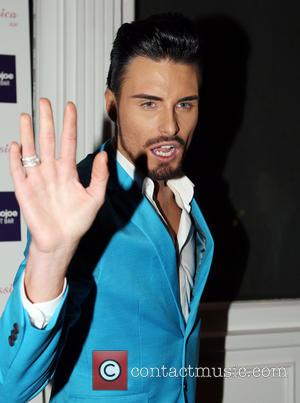 Rylan Clark - Charity Fashion show for Havens House Charity in Woodford - Woodford, Essex, United Kingdom - Thursday 28th...