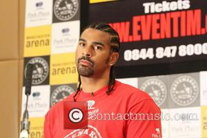 David Haye - David Haye announces his comeback with a press conference at Park Plaza. His first fight will take...