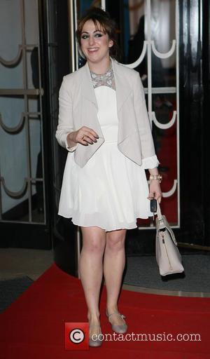 Natalie Cassidy - The Health Lottery reception with Simon Cowell held at Claridge's - Departures - London, United Kingdom -...
