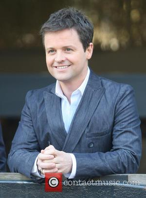 Declan Donnelly - Celebrities leaving the ITV studios - London, United Kingdom - Thursday 28th March 2013